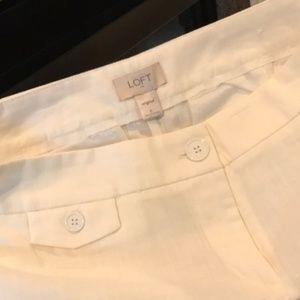 Cropped Pants - Loft